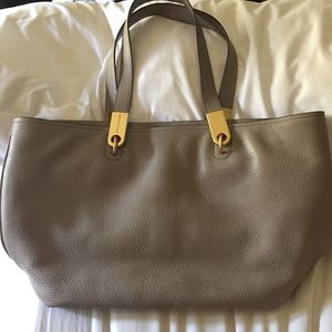 Marc Jacobs 'Pike Place' East/West Leather Tote